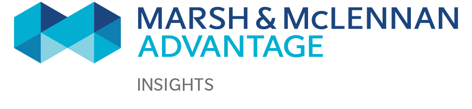 Marsh + McLennan Insights logo
