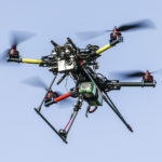 Multirotor drone