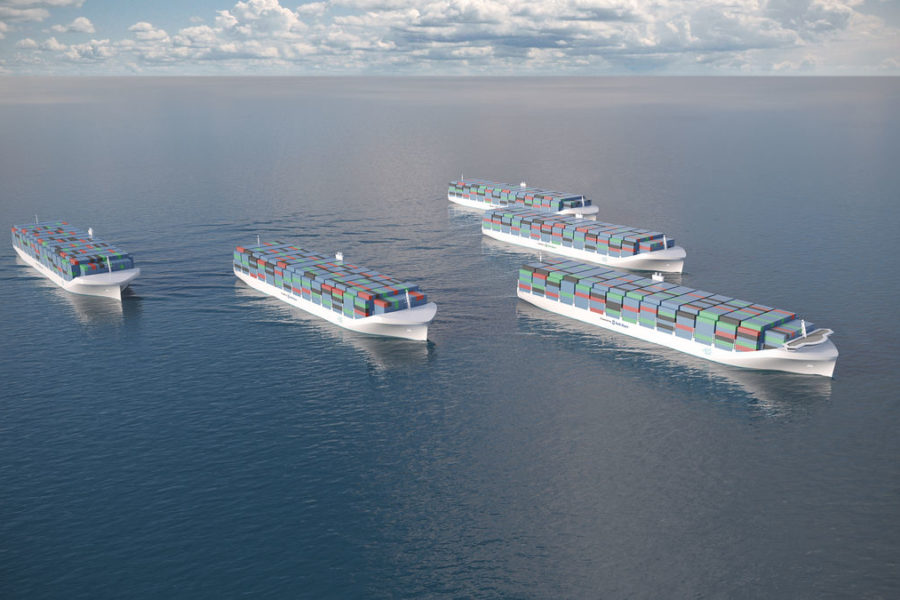 High Tech Ghost Ships On Horizon For Shipping Industry