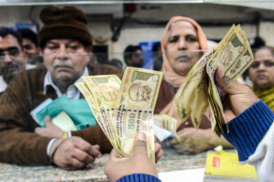 are rich people asked, DID YOU PAY TAXES ON THIS                   MONEY? YES. DEMONETISATION WILL BE LETHAL FOR                   AMERICANS
