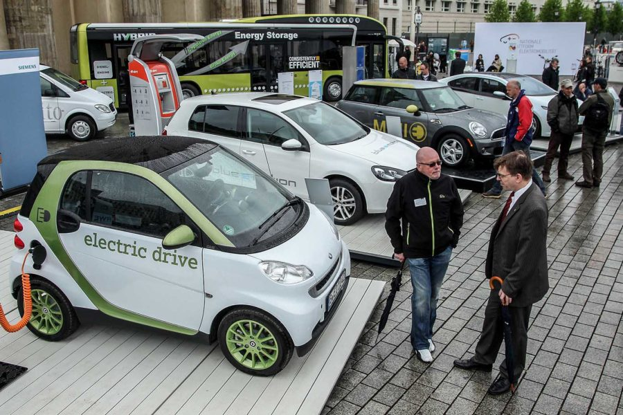 The Surprising Effects Of An All Electric Car Society Brink