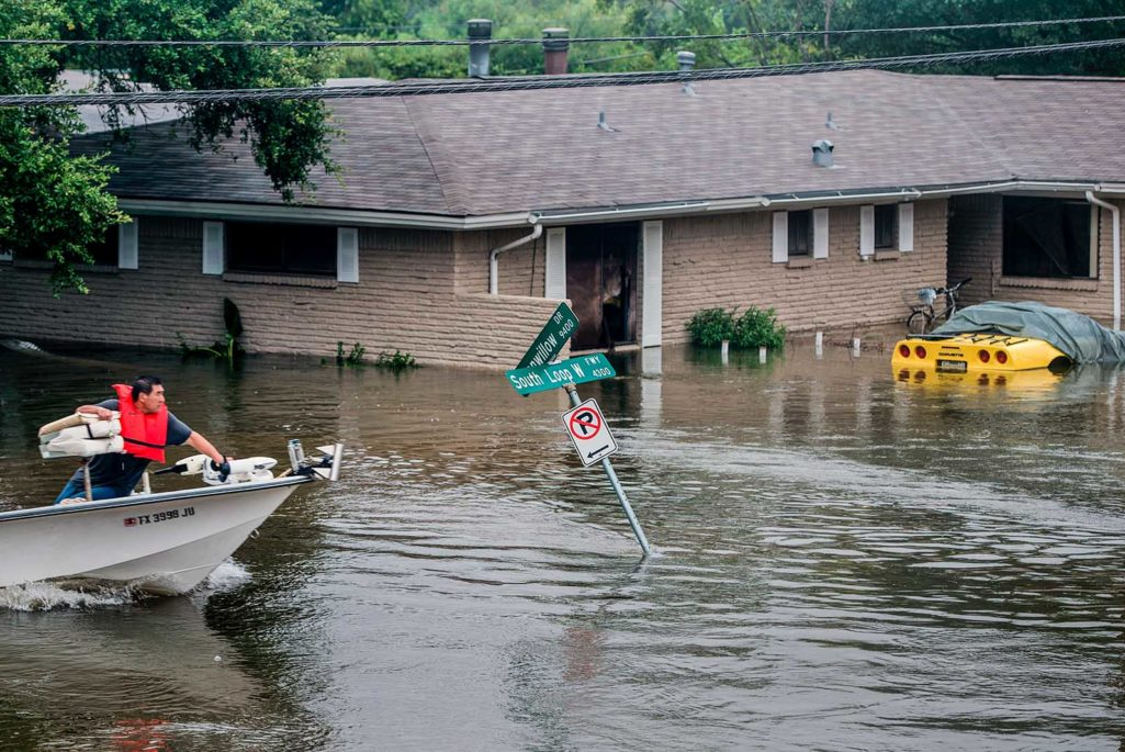 People need to consider flood insurance