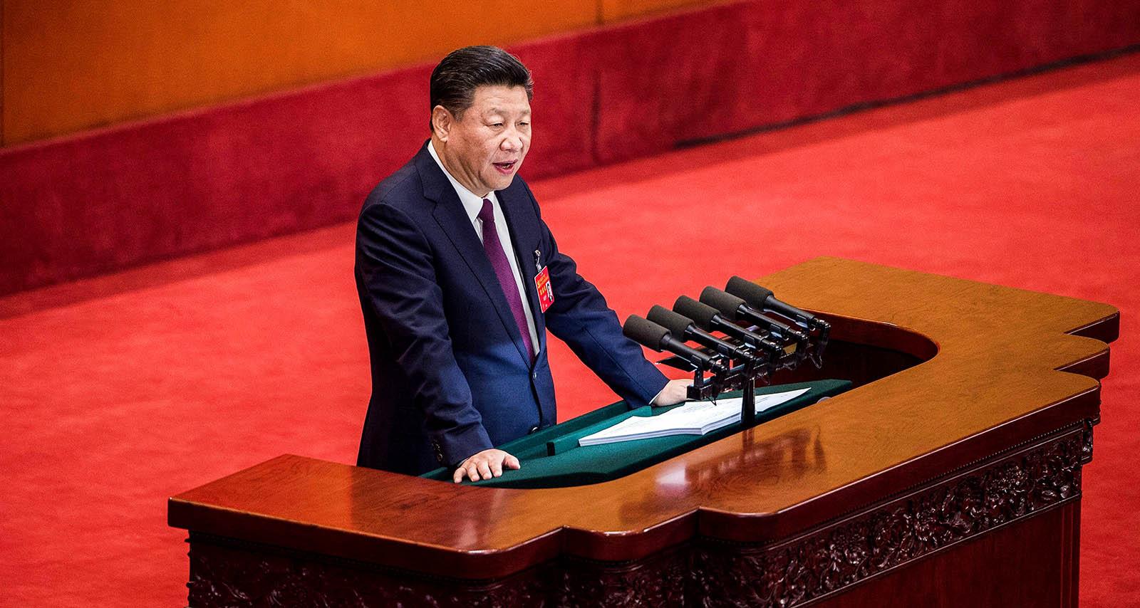 President Xi Sharpens China's Bid for Superpower Status