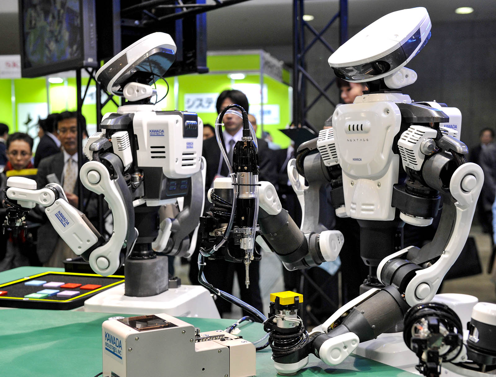 Image result for Are Collaborative Robots Right for You? (Know If You Need to Use Cobots)