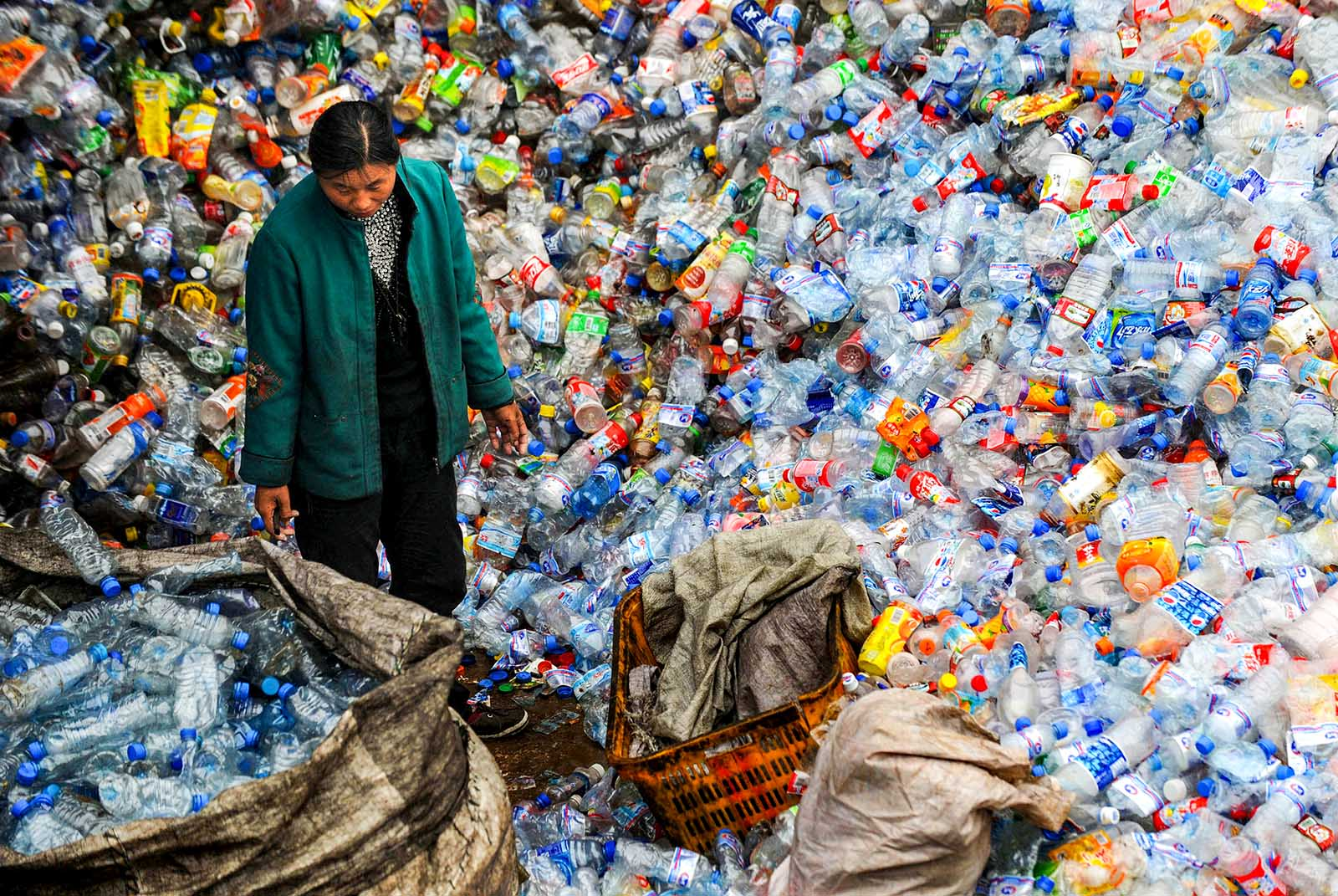 Why Solving the Problem of Plastic Waste Will Begin at ...