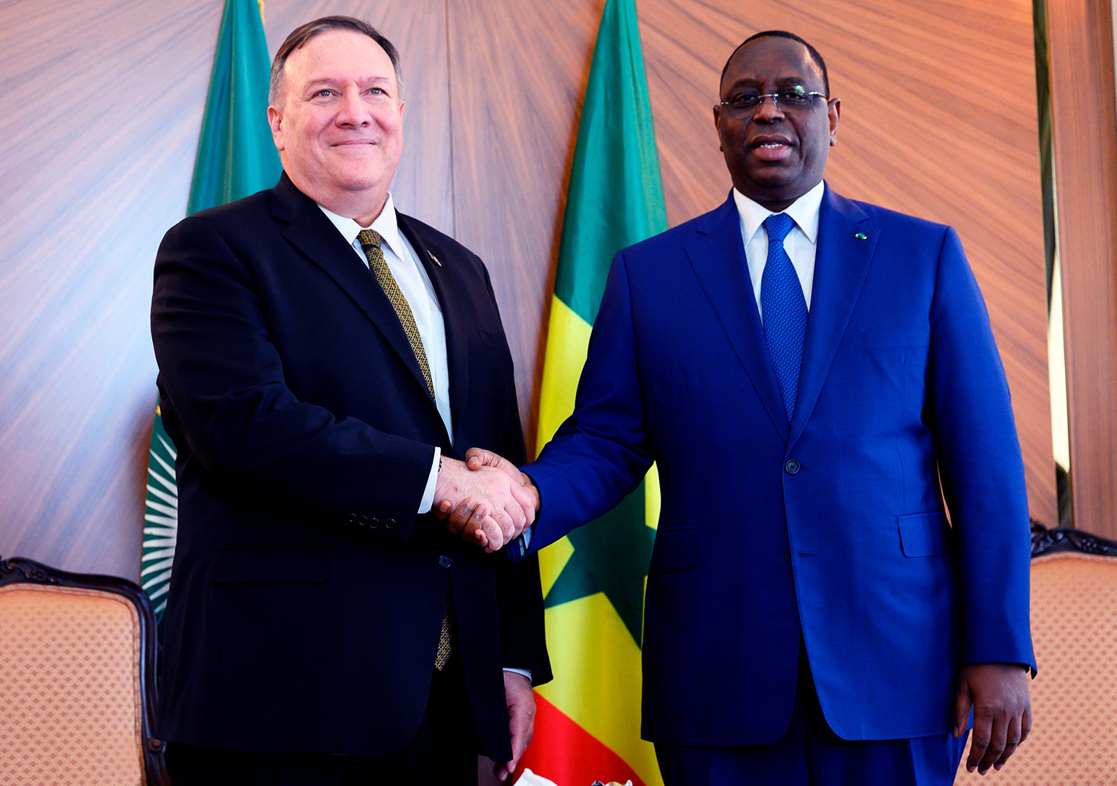 The US Secretary of State's Visit to Africa Is a Good Sign for Business