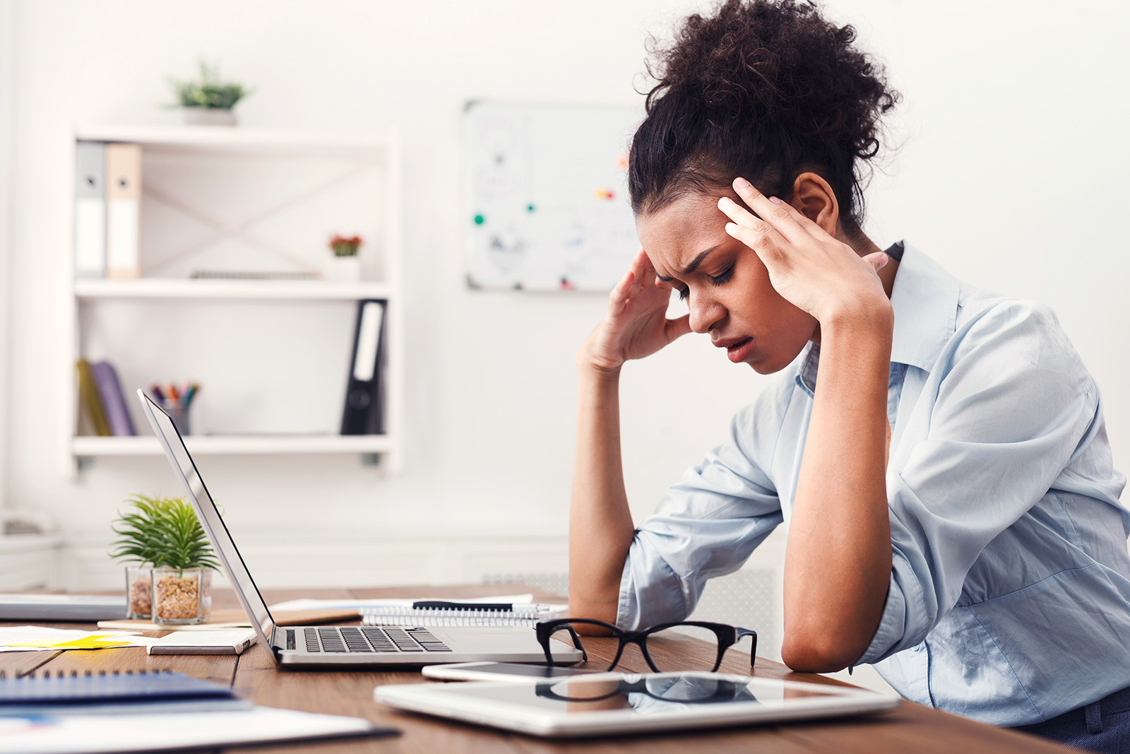10 Warning Signs Of Mental And Physical Exhaustion